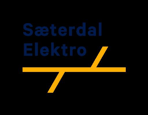 Logoen til Sæterdal Elektro AS