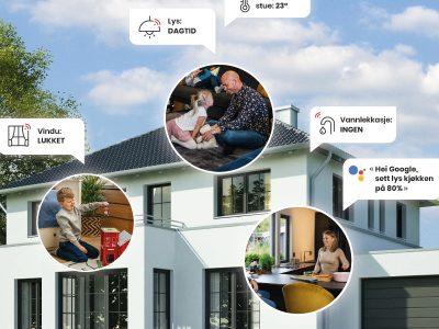 Gjør ditt hjem ELKO Smart