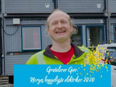 NorgesHyggeligsteGeir