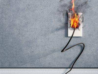Ikke lek elektriker hjemme
